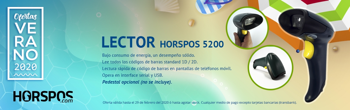 Lector Horspos 5200
