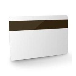 Tarjetas Blancas con Banda Magnética