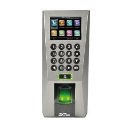 Control de Acceso ZKteco F18