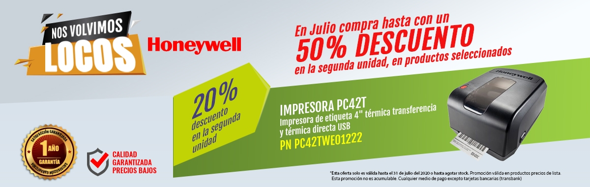 HONEYWELL PC 42T