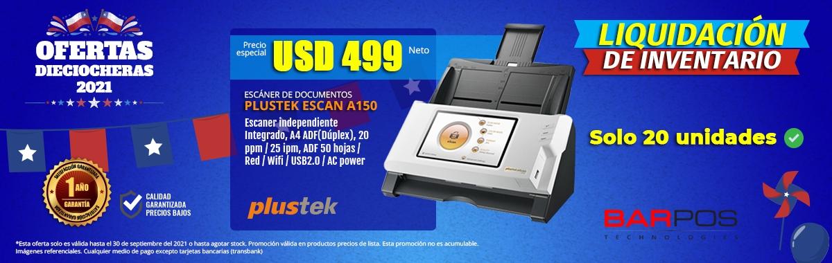 Plustek A150